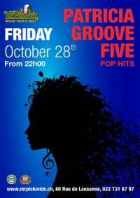 Patricia Groove Five
