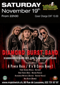 Diamond Burst