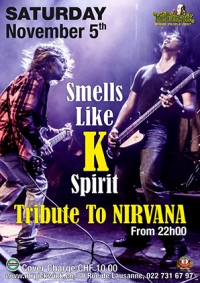 Smell Like K Spirit
