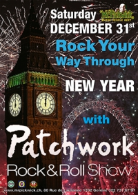 Patchwork New Year Party