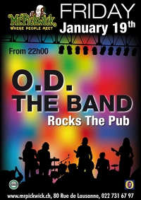 O.D. The Band