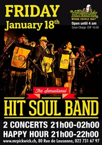 The Sensational Hits Soul Band