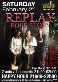 Replay Rock Story