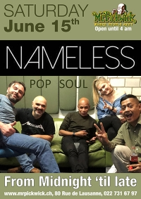 Nameless, The Band: Midnight Concert