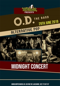 OD The Band- Midnight Concert