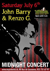 John Barry & Renzo G.