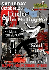 Ludo & the Melting Pot