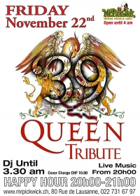 39 Queen Tribute