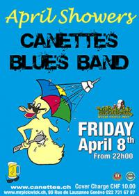 The Canettes Blues Band