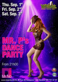 Mr. P's Disco Party